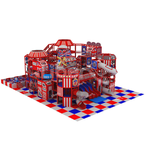 Indoor Soft Play of British Style And High-end Material