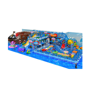 Children's Indoor Playground of Underwater World Series