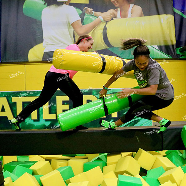 What Do You Like About The Indoor Trampoline Park? How Can The Rest Area Be More Attractive?