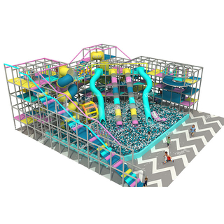 Water Theme Comprehensive Soft Play Paradise