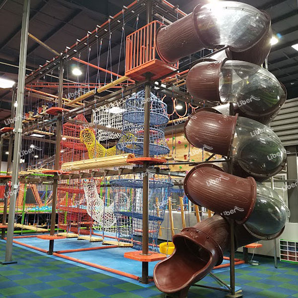 How Do I Buy An Indoor Children Rope Course Equipment? How Do You Pick A Manufacturer?