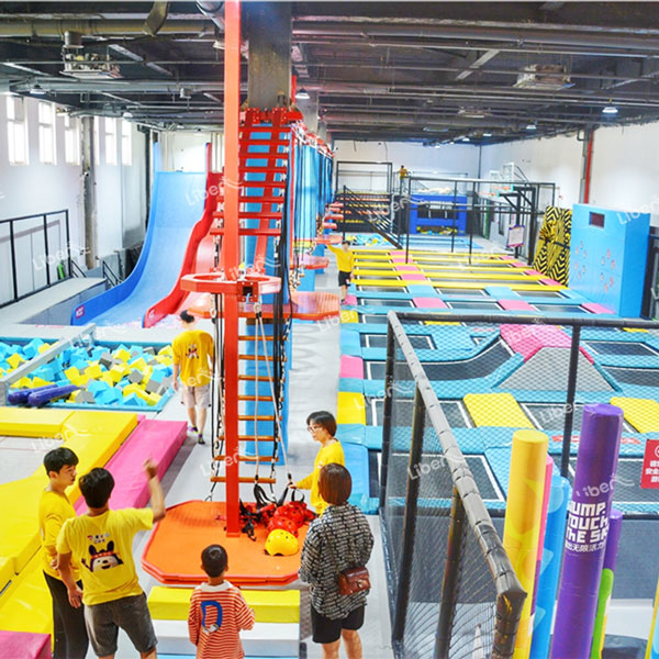 What Are The Indoor Ropes Course? The Specific Gameplay Is Revealed.