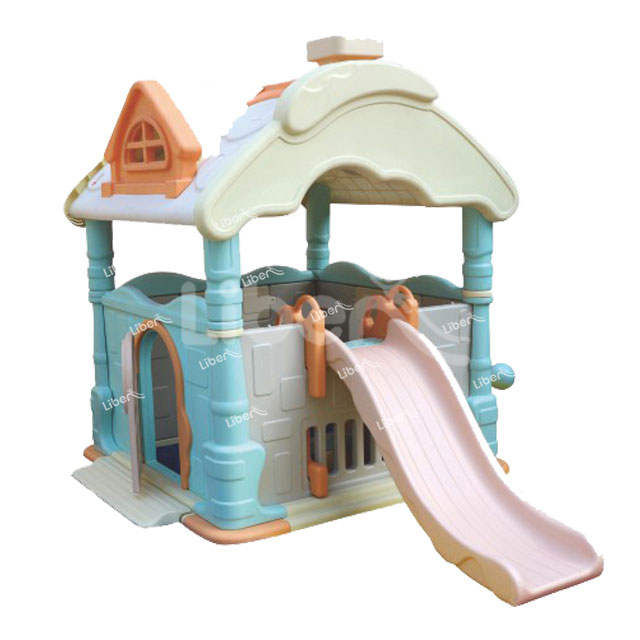 Indoor Children's Doll House Theme Play