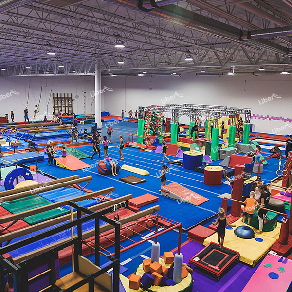Which Indoor Playground Equipment Is More Dangerous? What Should Children Pay Attention To When Playing?